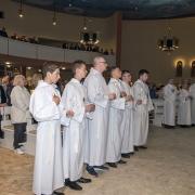 Uroczysta Liturgia Wigilii Paschalnej.