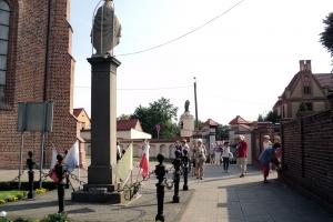 9 czerwca 2018 r. Ciekawostki wielkopolski - Śrem – Dolsk – Grabonóg – Domachowo.