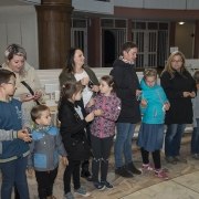 Uroczystość poświęcenia różańców dzieci I-szo Komunijnych.
