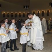 Liturgia Wieczerzy Pańskiej.
