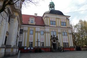 Trzebnica - Wrocław.  14 kwietnia 2018r.