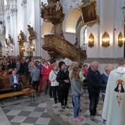 Sanktuarium św. Jadwigi Śląskiej w Trzebnicy.