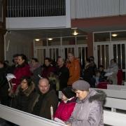 Uroczystość odnowienia przyrzeczeń chrzcielnych, poświęcenie świece i alb 2016.