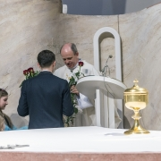 Liturgia Wielkiego Czwartku.