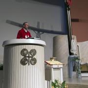 Wigilia Zesłania Ducha Świętego - homila wygłoszoma przez ks. Macieja.