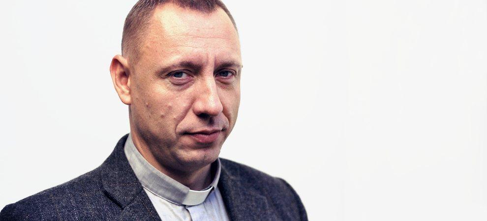 Ks. wikariusz Piotr Twardy